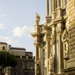 Catania cathedral — Stock Photo #7983271