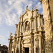 Catania cathedral — Stock Photo #7983281