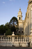 Bell tower, Catania cathedral — Stock Photo