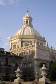 La chiesa della Badia di Sant' Agata, Catania — 图库照片