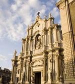 Catedral de catania — Foto de Stock