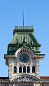 Town Hall, Trieste — Stock Photo