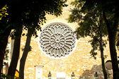 St. Giusto church, Trieste — Stock Photo