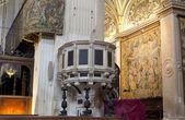 Basilica di Santa Maria Maggiore Bergamo Alta — Zdjęcie stockowe