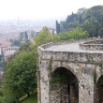 Bergamo Alta, Italy — Stock Photo
