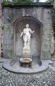 Statue, Bergamo — Stock Photo
