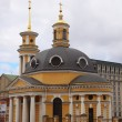 Church of the Nativity of Christ in Kiev — Stock Photo