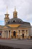 Church of the Nativity of Christ in Kiev — Stock Photo