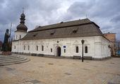 Monastery in Kiev — Stockfoto
