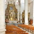 Stock Photo: Interior of church