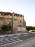 Catedral de santa maría del castillo — Foto de Stock