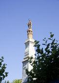 Virgin mary statue — Foto de Stock
