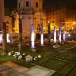 Trajans column in Rome — Stock Photo