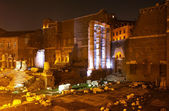 Forum of Augustus, Rome — Stock Photo