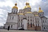 Pechersk Lavra monastery, Kiev — Stock Photo