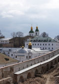 Pechersk lavra klostret, kiev — Stockfoto