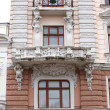 Art noveau building in Odessa — Stock Photo