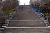 Potemkin steps, Odessa — Stock Photo