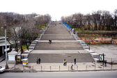 Potemkin steps, Odessa — Stock Photo
