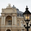 View of Opera and ballet house in Odessa — Stock Photo #8733198
