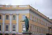 Monument à rishelie dyuk, odessa — Photo
