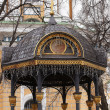 Chapel, Pechersk Lavra monastery in Kiev — Stock Photo