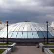 Dome glass, Kiev — Stock Photo #8743744