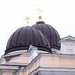 Nickolayev church — Stock Photo