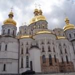 Pechersk Lavra monastery, Kiev — Stock Photo #8745588