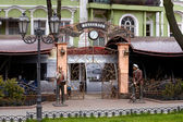 Restaurant in Odessa — Stock Photo