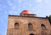 San cataldo, iglesia normanda en palermo — Foto de Stock