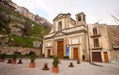 Church of St. Sylvester, Troina — Stock Photo