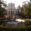Church, Villa Rivoltella in Trieste — Stock Photo