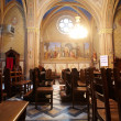 Church of Villa Rivoltella in Trieste - Stock Photo