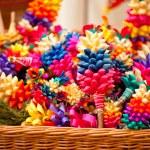 Handmade flower — Stock Photo #9862437