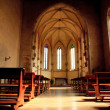 San Giovanni in Tuba church — Stock Photo