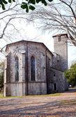 Chiesa di san giovanni in tuba, italia — Foto Stock