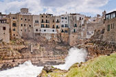 Polignano, south of Italy — Stock Photo