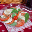 Caprese salad — Stock Photo #10280136