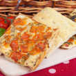 Stock Photo: Italifocaccibread