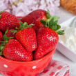 Strawberries — Stock Photo #9857160