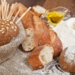 Fresh bread — Stock Photo #9899027