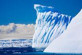 Iceberg antártico — Foto Stock