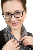 Attractive woman — Stock Photo