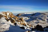 Kilimanjaro mountain — Stock Photo