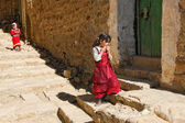 Yemeni children — Stock Photo