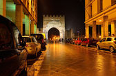 Augustus arch in Rimini, Italy — Stock Photo