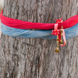 Sacred ribbons - Stockfoto