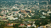 View of Chiang Mai city — Stock Photo