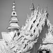 Beautiful White temple — Stock Photo #10574561